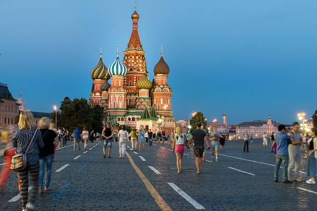 Moscow Red Square Russia - Free photo on Pixabay (208152)