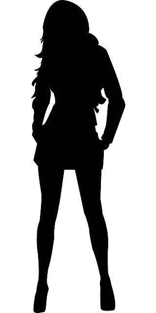 Woman Female Figure - Free vector graphic on Pixabay (208177)