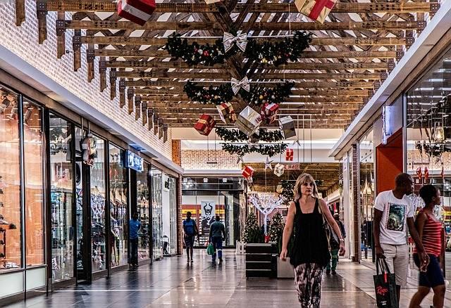 Shopping Mall Woman - Free photo on Pixabay (209441)