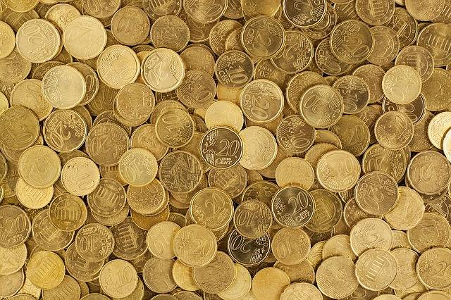 Euro Coins Currency - Free photo on Pixabay (209444)