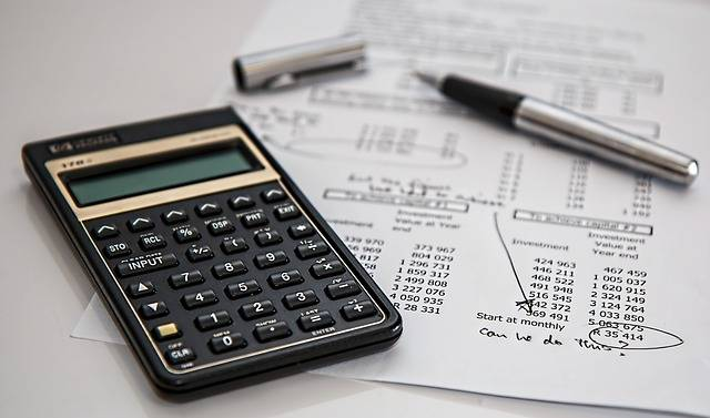 Calculator Calculation Insurance - Free photo on Pixabay (213824)