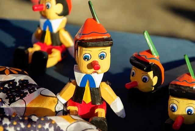 Pinocchio Figurines Wood - Free photo on Pixabay (213828)