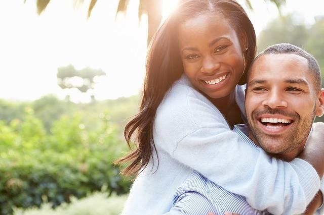 Couple African Happy - Free photo on Pixabay (213832)