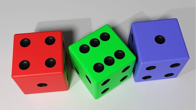 Dice Chance Luck - Free image on Pixabay (215373)