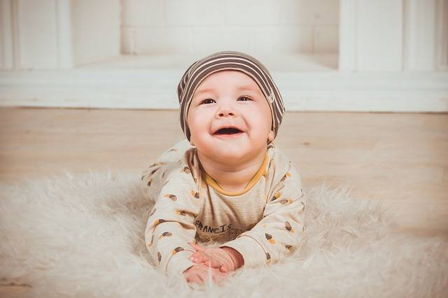 Babe Smile Newborn Small - Free photo on Pixabay (217103)