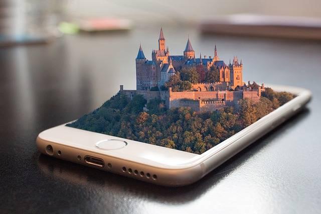 Mobile Phone Smartphone 3D - Free photo on Pixabay (231479)