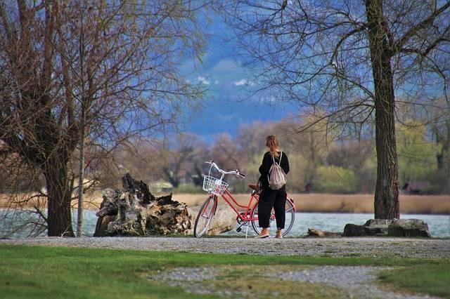 Beach Bike Water - Free photo on Pixabay (241951)