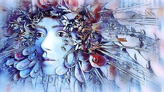 Collage Art The Statue Of - Free image on Pixabay (254109)