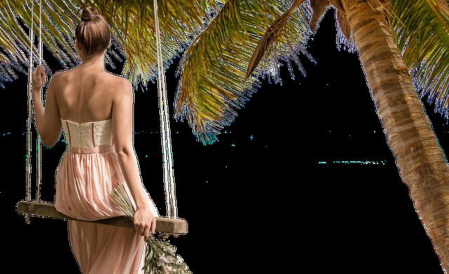 Beach Woman Holidays Beautiful - Free photo on Pixabay (259204)