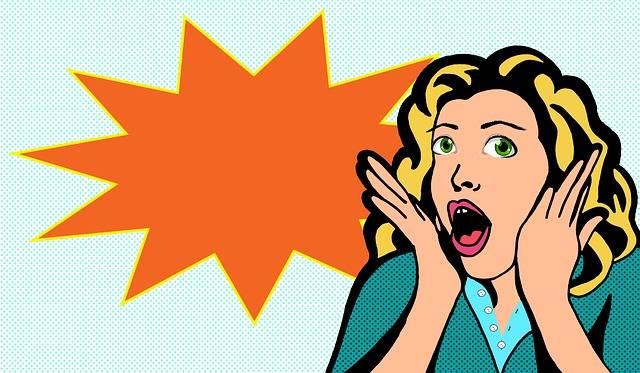 Pop Art Exclamation Exclaim - Free image on Pixabay (261741)