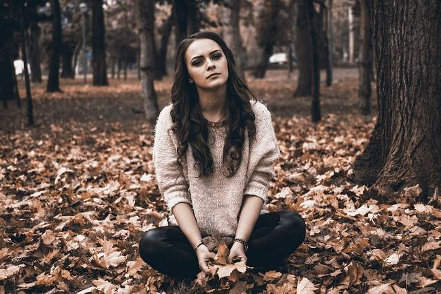 Sad Girl Sadness Broken - Free photo on Pixabay (267041)