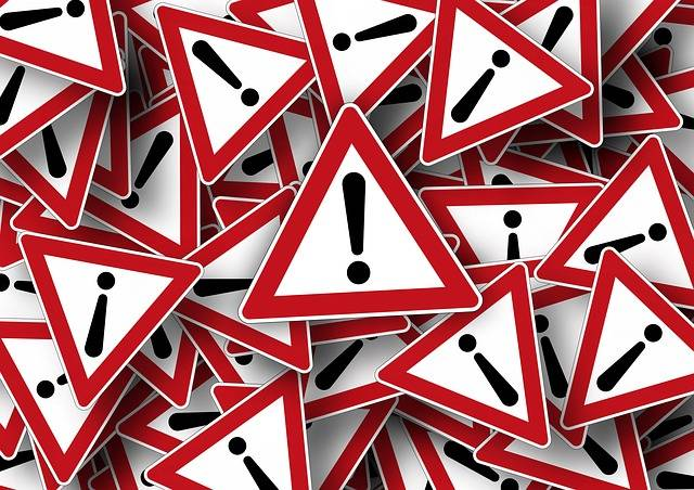 Road Sign Attention Right Of Way - Free image on Pixabay (267707)