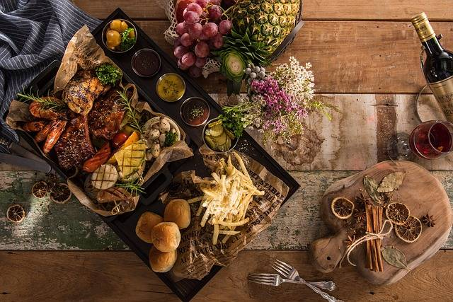 Platter Food Delicious - Free photo on Pixabay (268878)