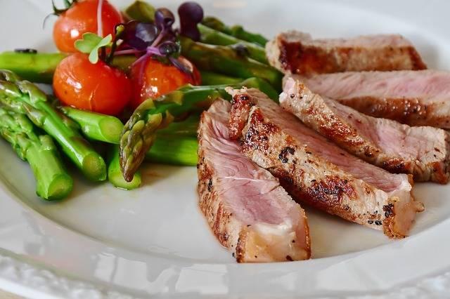 Asparagus Steak Veal - Free photo on Pixabay (268887)