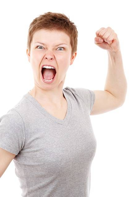 Anger Angry Bad - Free photo on Pixabay (268923)