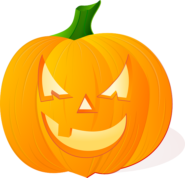 Pumpkin Jack-O'-Lantern Face - Free vector graphic on Pixabay (268926)
