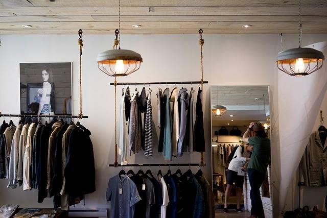 Clothing Store Shop Boutique Men'S - Free photo on Pixabay (269818)