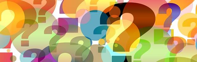 Banner Header Question Mark - Free image on Pixabay (270310)