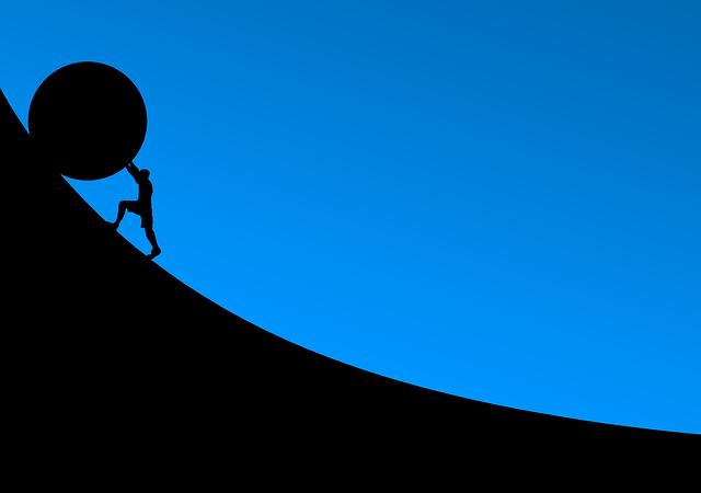 Overcoming Stone Roll - Free image on Pixabay (270616)