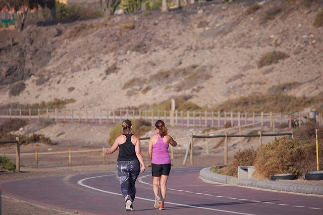 Woman Sport Road - Free photo on Pixabay (272384)