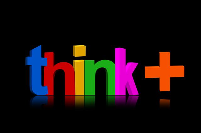 Think Positive Optimism - Free image on Pixabay (273374)