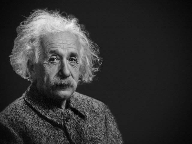 Albert Einstein Portrait - Free photo on Pixabay (274227)