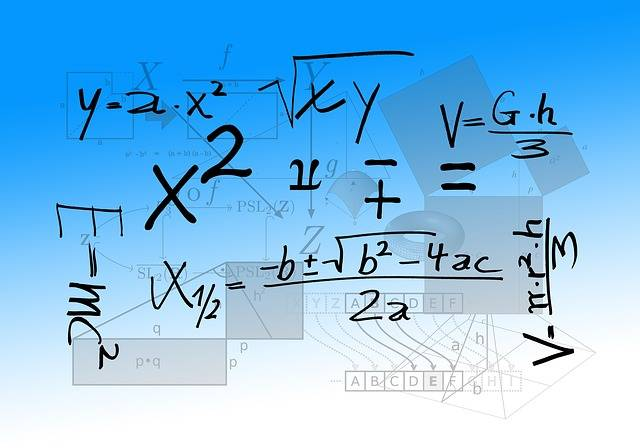 Mathematics Formula Physics - Free image on Pixabay (274356)