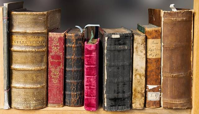 Book Read Old - Free photo on Pixabay (276652)