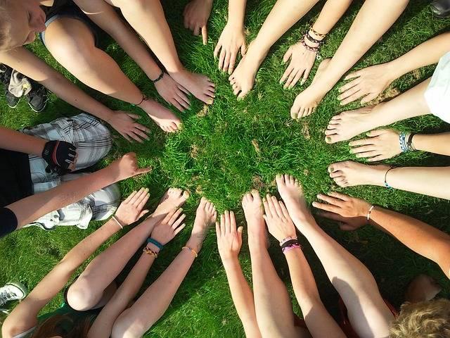 Team Motivation Teamwork - Free photo on Pixabay (277029)
