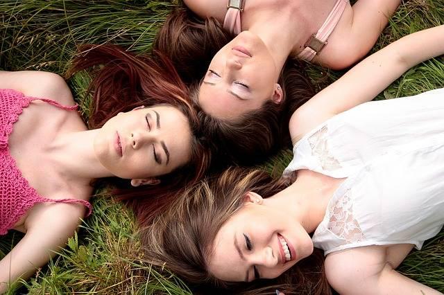 Girls Firends Buddy - Free photo on Pixabay (277034)