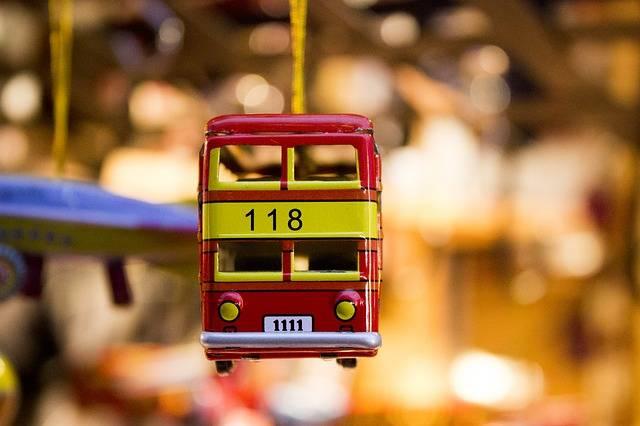 Toy Car Souvenir Bus - Free photo on Pixabay (278519)