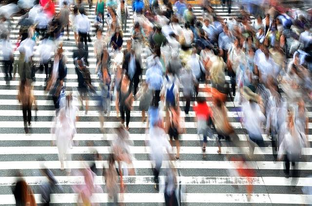 Pedestrians People Busy - Free photo on Pixabay (279123)