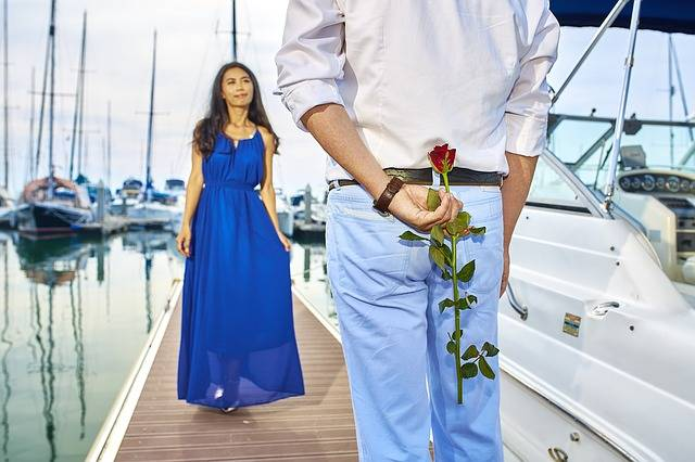 Married Couple Romantic - Free photo on Pixabay (282611)