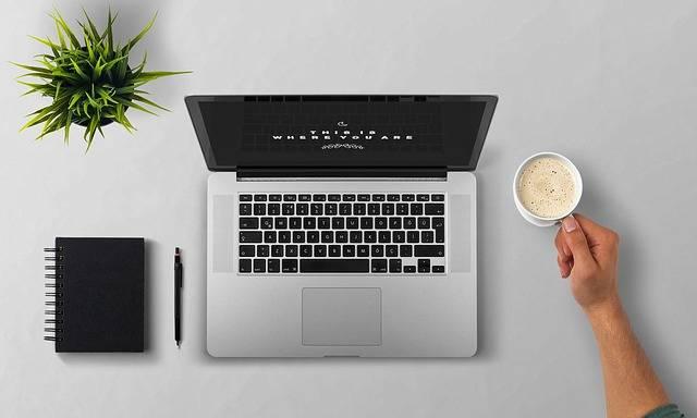 Laptop Coffee Arm - Free photo on Pixabay (282696)