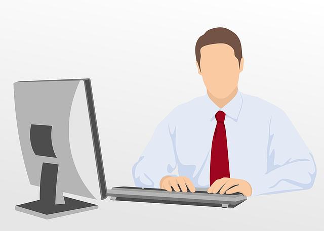 Man Business Cartoon - Free vector graphic on Pixabay (283967)