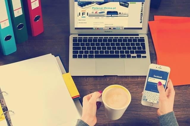 Notebook Desk Work - Free photo on Pixabay (286294)