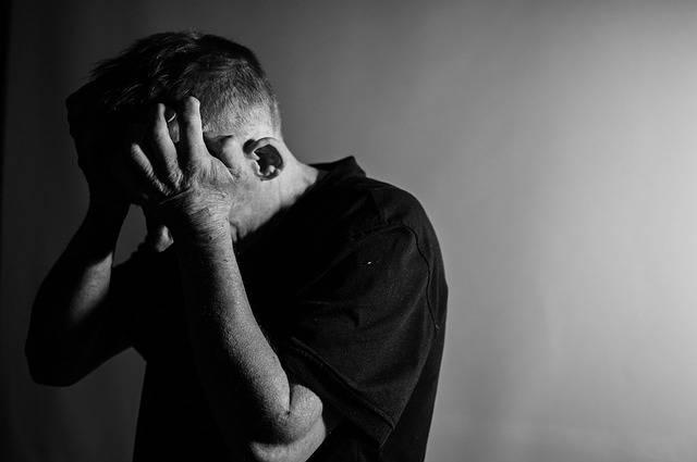 Depression Man Anger - Free photo on Pixabay (286302)