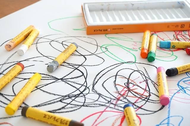 Crayon Graffiti Drawing - Free photo on Pixabay (286318)