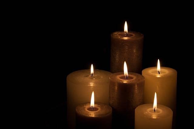 Candles Christmas Dark - Free photo on Pixabay (292894)