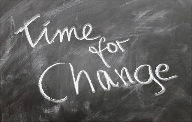 Change New Beginning Renewal - Free image on Pixabay (293224)