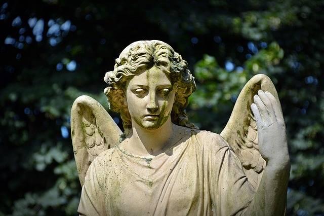 Angel Figure Mourning - Free photo on Pixabay (293562)