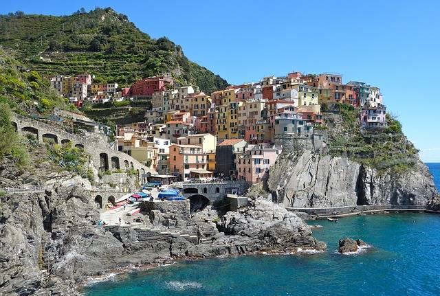 Cinque Terre Italy Manarola - Free photo on Pixabay (293799)