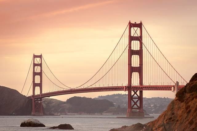 Golden Gate Bridge San Francisco - Free photo on Pixabay (293833)