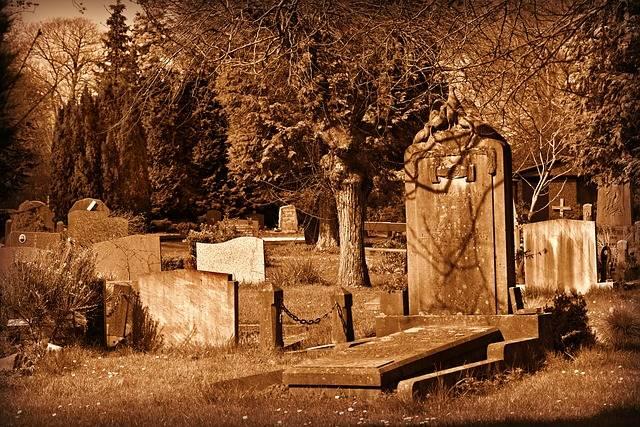 Cemetery Graveyard Grave - Free photo on Pixabay (293896)