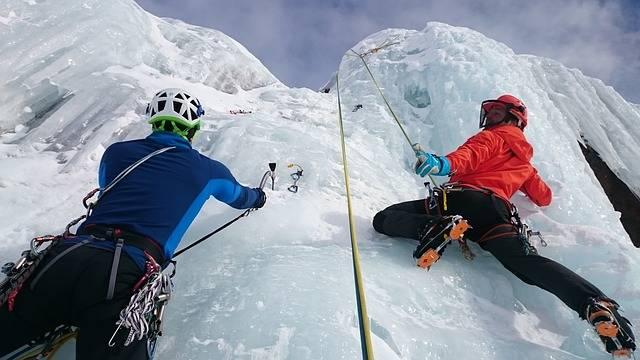 Ice Climbing Climb Extreme - Free photo on Pixabay (293907)