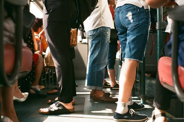 Passengers Tain Tram - Free photo on Pixabay (297233)