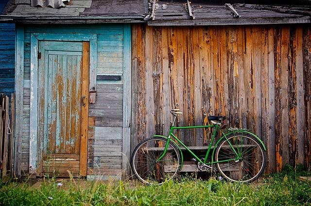 Shed Bicycle Bike - Free photo on Pixabay (299176)