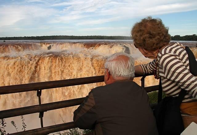 Old Couple Enjoying Happy - Free photo on Pixabay (299179)