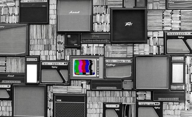 Tv Wall Vintage - Free photo on Pixabay (301152)