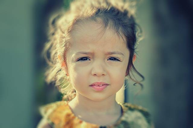Girl Worried Portrait - Free photo on Pixabay (304620)